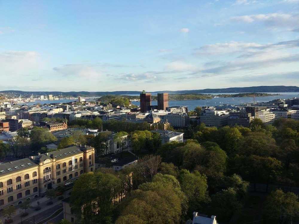 Flytting i Oslo